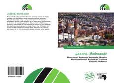 Bookcover of Jacona, Michoacán
