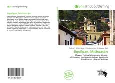 Bookcover of Jiquilpan, Michoacán