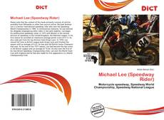 Bookcover of Michael Lee (Speedway Rider)
