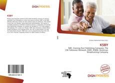 KSBY kitap kapağı