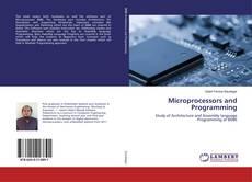 Portada del libro de Microprocessors and Programming