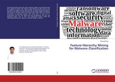 Capa do livro de Feature Hierarchy Mining for Malware Classification