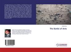 The Battle of Ants kitap kapağı
