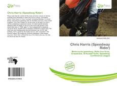 Bookcover of Chris Harris (Speedway Rider)