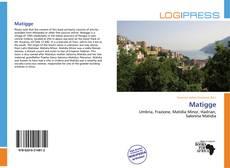 Bookcover of Matigge