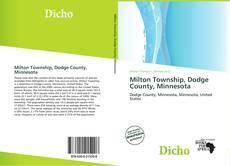 Capa do livro de Milton Township, Dodge County, Minnesota