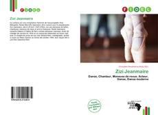 Portada del libro de Zizi Jeanmaire