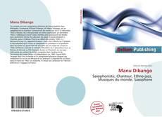 Обложка Manu Dibango