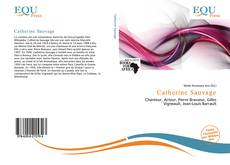 Bookcover of Catherine Sauvage