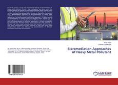 Bioremediation Approaches of Heavy Metal Pollutant的封面