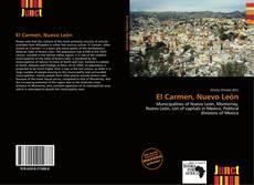 Bookcover of El Carmen, Nuevo León
