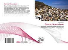 Bookcover of García, Nuevo León