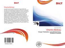 Couverture de Charles Boileau