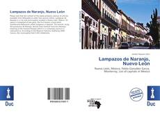 Portada del libro de Lampazos de Naranjo, Nuevo León