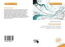 Couverture de Cloxazolam