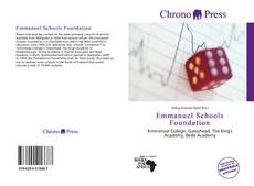 Capa do livro de Emmanuel Schools Foundation