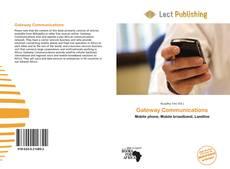 Buchcover von Gateway Communications