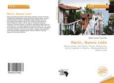 Bookcover of Marín, Nuevo León