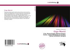 Bookcover of Grgo Martić