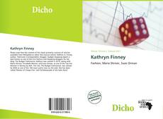 Bookcover of Kathryn Finney
