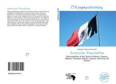 Bookcover of Asunción Tlacolulita