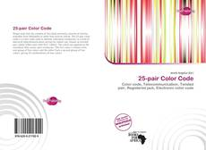 Couverture de 25-pair Color Code