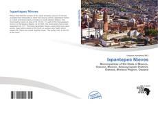 Portada del libro de Ixpantepec Nieves