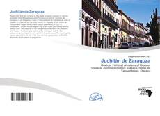 Couverture de Juchitán de Zaragoza