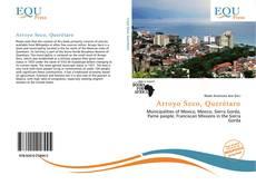 Arroyo Seco, Querétaro kitap kapağı