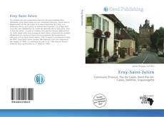 Portada del libro de Erny-Saint-Julien