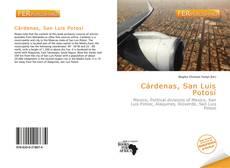 Portada del libro de Cárdenas, San Luis Potosí