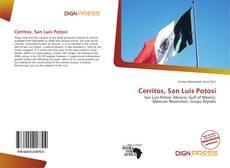 Portada del libro de Cerritos, San Luis Potosí