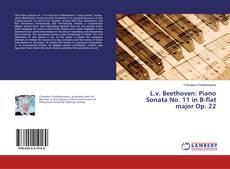 Обложка L.v. Beethoven: Piano Sonata No. 11 in B-flat major Op. 22