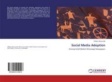 Bookcover of Social Media Adoption