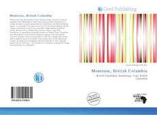 Bookcover of Montrose, British Columbia