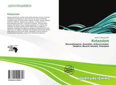 Bookcover of Ketazolam