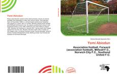 Bookcover of Yemi Abiodun
