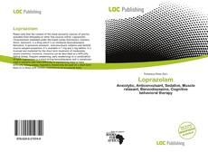 Capa do livro de Loprazolam