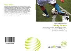 Bookcover of Nicky Adams