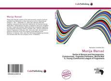 Bookcover of Marija Bursać