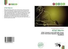 AT&T Merlin kitap kapağı