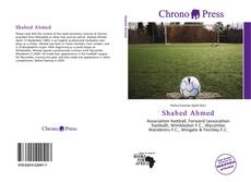 Portada del libro de Shahed Ahmed