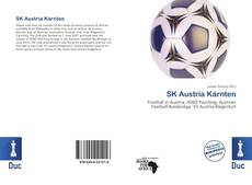Обложка SK Austria Kärnten
