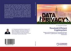 Copertina di Threshold Efficient Cryptosystem