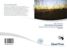 Copertina di Carresse-Cassaber