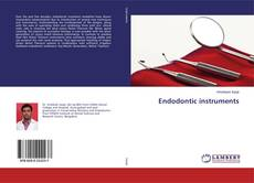 Bookcover of Endodontic instruments
