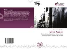 Bookcover of Metro Aragón