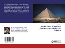 Bookcover of The Tradition of Ma'at in Contemporary Religious Practise