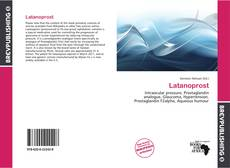 Bookcover of Latanoprost
