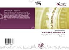 Bookcover of Community Ownership